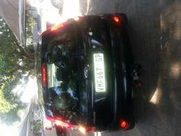 2007 black Ford fiesta in excellent condition available for 68000 neg.