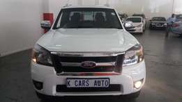 Ford Ranger Wild Trak, Tow-Bar, Side-Step Canopy