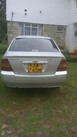 Toyota NZE in superb condition Kericho Town - image 6