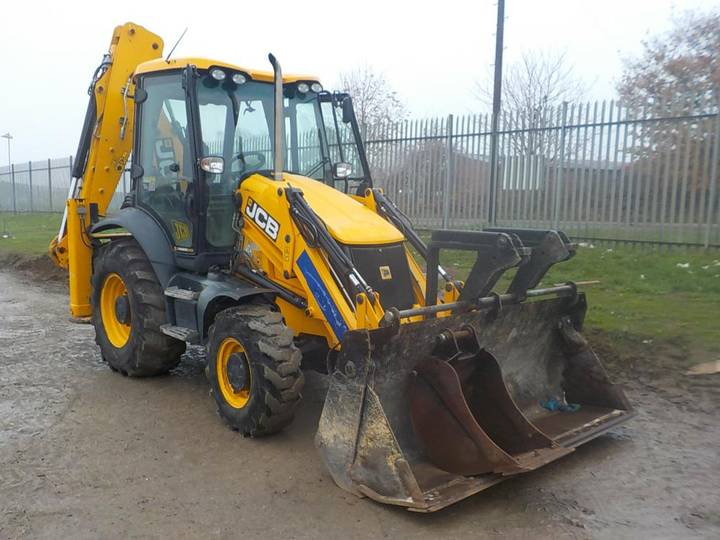 JCB 3CX P21 ECO - 2015