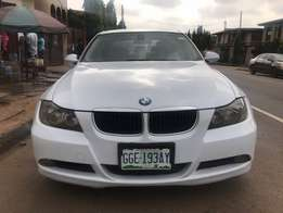 Super Clean White 2008 BMW 318i