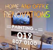home and office renovations