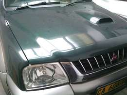 Mitsubishi rodeo double cab for sale