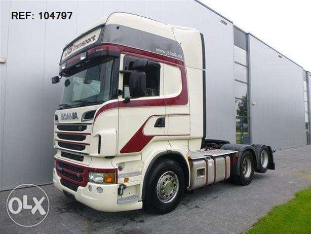 Scania R560 6x2 Double Boogie Hydraulics Retarder - To be Imported Lekki - image 1
