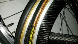 I'm selling the two 26rims for road bike