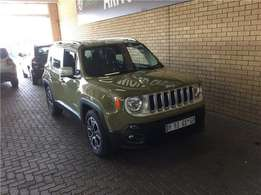 2015 Jeep Renegade 1.4 Tjet LTD for sale in Gauteng