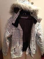 Billabong Hooded Puffer/Ski Style Jacket, Brand New, for sale