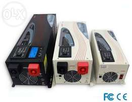Bargain Special on Inverter battery backup system with installation