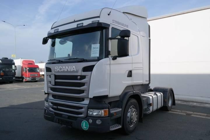 Scania R450 LA 4X2 EURO 6 HYDRAULIKA - 2015