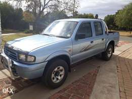 Mazda drifter double cab 2.5 diesel