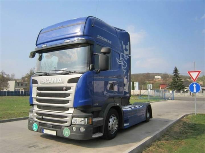 Scania R 450 LA4x2MEB - 2016