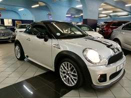 MINI Cooper Coupe John Cooper Works A/T (SX52)