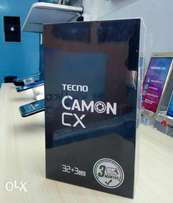 Tecno Camon CX brand new and sealed in a shop