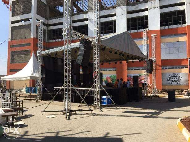 professional stage services Nairobi CBD - image 1