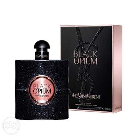 YSL Black Opium (Ladies) Eau De Perfume 90ml Parklands - image 1