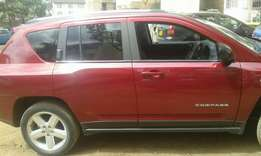 Very clean year 2014 Jeep Compass