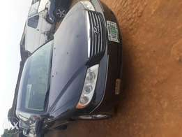 Registered 2007 model Hyundia Azera