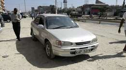 Very well maintained Toyota Corolla 110