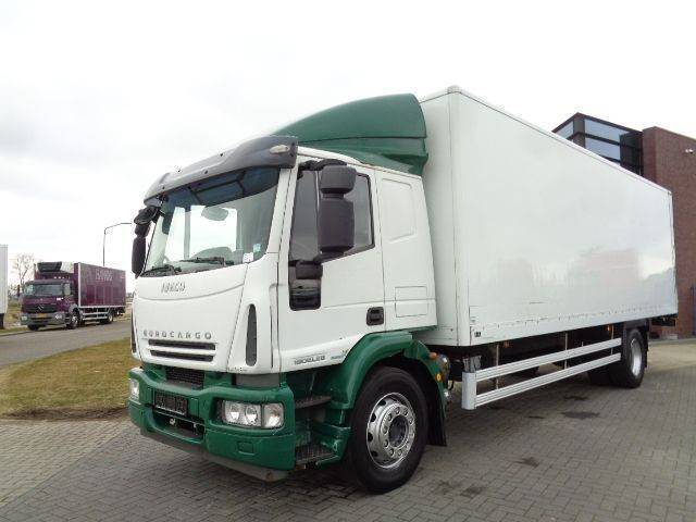 Iveco Eurocargo 190E28 / Manual / Euro 5 / Boxtruck - 2008