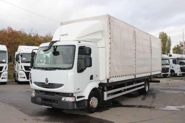 Renault Midlum 220.12 P 4x2 , Wheels 70% - 2011