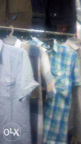 Men's official/casual shirts & trousers of all colours. City Centre - image 1