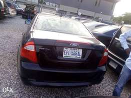Registered tokunbo Ford fusion 2012