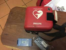 Phillips Heartstart Automated Electrical Defibrillator