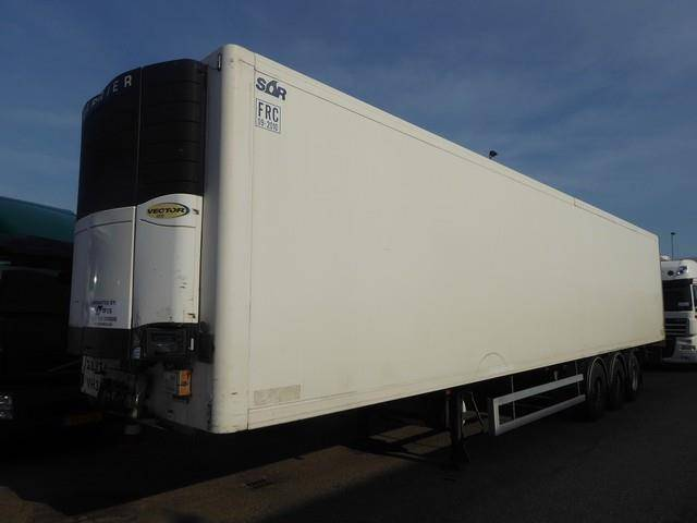 SOR Carrier Vector 1800, Full Chassis, Ture, ABS, 246 - 2004
