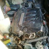 Bmw n42 318! Engine stripping