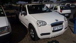 2011 gwm steed 2.2lux 213347km's R69500