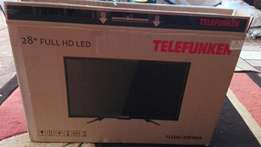 New Telefunken 28'' Full HD LED