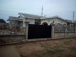 2bedrooms self compound for rent