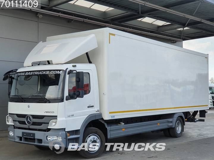Mercedes-Benz Atego 1218 L Atego 1218 4X2 Manual Ladebordwand Euro 5 - 2014