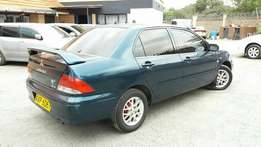 Mitsubishi lancer. Well maintained