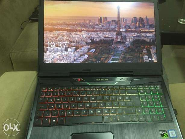Monster Abra A5 V13.4 Gaming Laptop