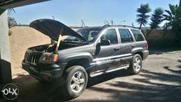 jeep Cherokee 2003 stripping for spares