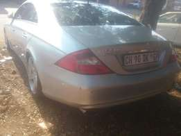 MERCEDES-BENZ CLS500 w219 rebuild for sale