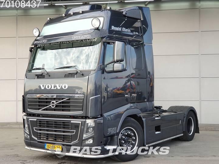 Volvo FH16 750 XL 4X2 VEB+ ADR Standklima Compressor Xenon EEV - 2012