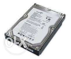 Internal HD SATA 500GB