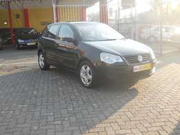 2008 VW Polo Playa 1.4