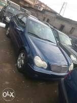Direct tokunbo Mercedes Benz C180 with full option