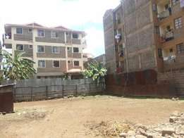 Kahawa Wendani 55 by 100 plot