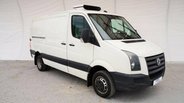 Crafter 2.5TDI MITTLE / TIEFKUHLER / ZWILL. - 2011