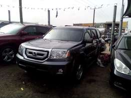 Newly arrived foreign used 2010 Honda pilot for sale.