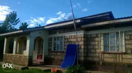 Quick sale residential house near Nkubu town