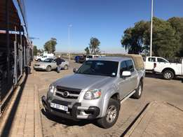 2009 Mazda BT 50 3000 Sle double cab in excellent condition!
