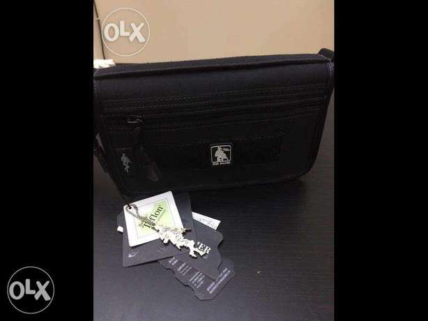Original Tiflon Military material hand bag