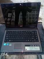 Accer laptop core i3