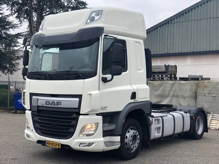 DAF Cf 400 Silent Edition - Euro 6 - Apk - Nl Truck - Top! - 2016