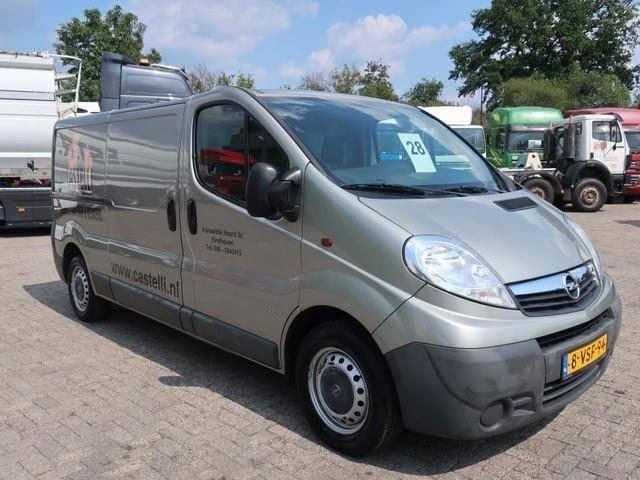 Opel VIVARO 2900 Airco Euro 5 (158761 km! ) L2H1 - 2011